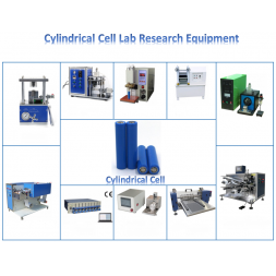 Cylindrical Cell Assembly